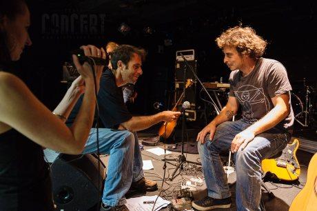 Photo de Paloo en interview pour Nilprod