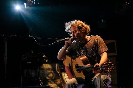 Photo de Paloo, lors du concert de Swallow à La Fabrik, Issoire