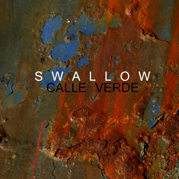 Pochette du 1er EP de Swallow, free electric folk